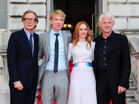Gallery: About Time London premiere