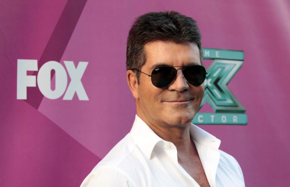 Simon Cowell X Factor USA