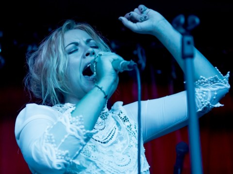 Charlotte Church 'bans media' as only 75 people turn up to her gig