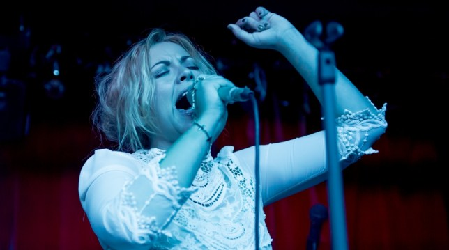 LONDON, ENGLAND - SEPTEMBER 24: Charlotte Church performs at Monto Water Rats on September 24, 2012 in London, England. (Photo by Ian Gavan/Getty Images)