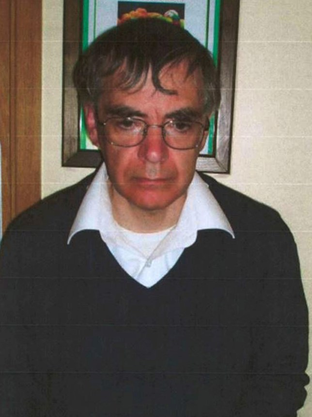 """BEST QUALITY AVAILABLE. Undated handout photo issued by Hampshire Constabulary of Daniel Rosenthal 58, a convicted murderer with paranoid schizophrenia, who has gone missing from a mental health hospital. PRESS ASSOCIATION Photo. Issue date: Sunday August 11, 2013. Hampshire Police said Rosenthal was last seen  at 2.30pm yesterday taking """"a routine unsupervised walk around the gardens"""" of  Tatchbury Mount Hospital, Totton. See PA story POLICE Murderer. Photo credit should read: Hampshire Constabulary/PA Wire NOTE TO EDITORS: This handout photo may only be used in for editorial reporting purposes for the contemporaneous illustration of events, things or the people in the image or facts mentioned in the caption. Reuse of the picture may require further permission from the copyright holder."""