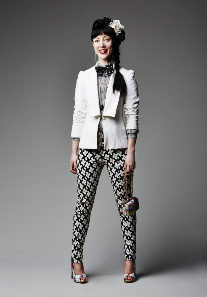 What I Wear: Style blogger Aase Hopstock reveals her fashion secrets