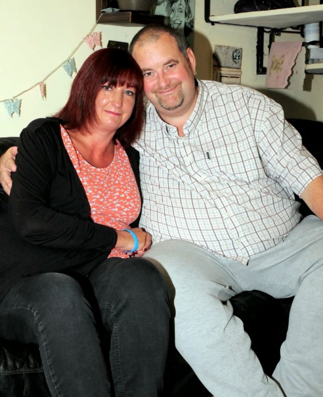 27-stone man survives deadly flesh-eating bug because he was so fat