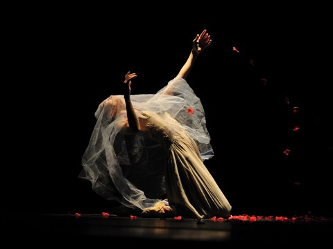 Shanghai Ballet's Jane Eyre: What's with all the flailing arms?