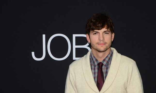 Actor Ashton Kutcher poses on arrival for the Los Angeles special screening of the film 'JOBS' in Los Angeles California on August 13, 2013 based on the story of innovator and entrepreneur Steve Jobs. AFP PHOTO/Frederic J. BROWNFREDERIC J. BROWN/AFP/Getty Images