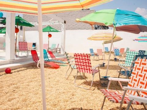 Roam the globe: City beaches in New York, Amsterdam and Venice