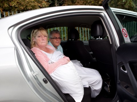 Last chance saloon: Family of four forced to live in car because they can't get council house