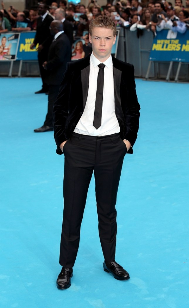 LONDON, ENGLAND - AUGUST 14:  Will Poulter attends the European premiere of 'We're The Millers' at Odeon West End on August 14, 2013 in London, England.  (Photo by Tim P. Whitby/Getty Images)