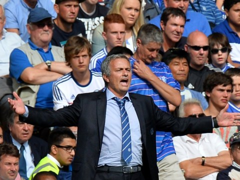 Gallery: The Special One returns as Chelsea beat Hull City at Stamford Bridge