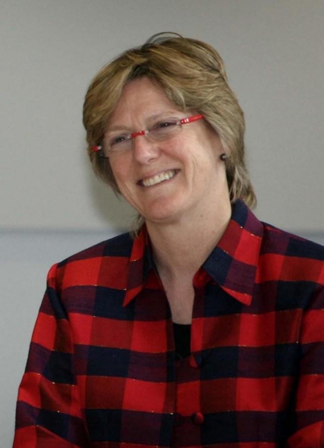 Professor Dame Sally Davies, hash cookies