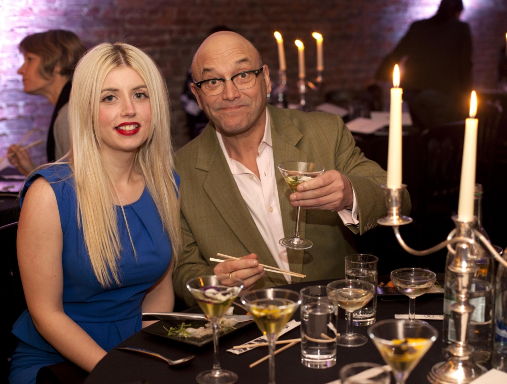 Gregg Wallace, 51, ties the knot for the fourth time to 30-year old girlfriend