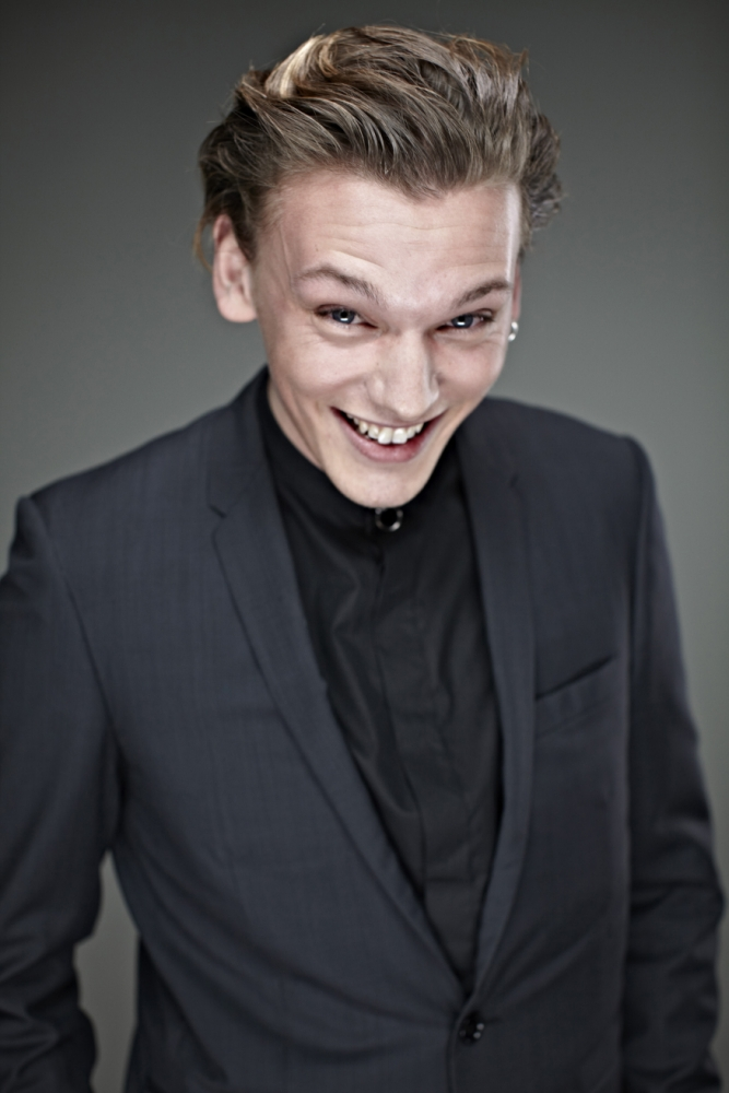 Jamie Campbell Bower: I think my face looks like a slapped a***