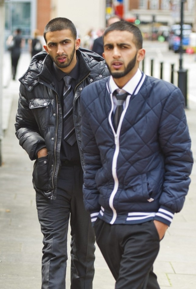 Identical twins charged with rape 'as DNA cannot distinguish them'