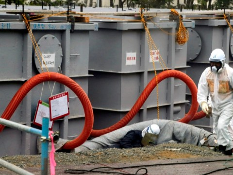 Shock as Fukushima nuclear plant starts leaking radioactive water