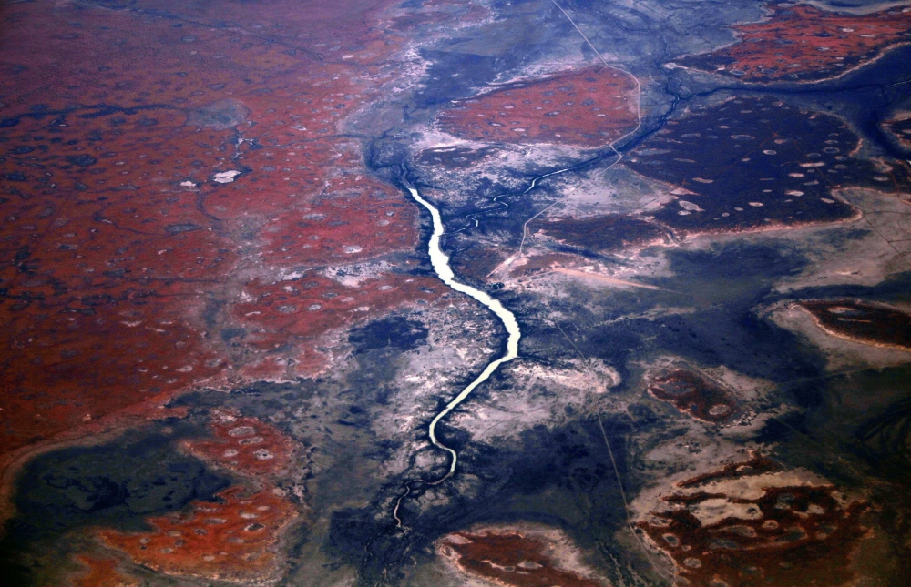 Gallery: Australian outback from the air