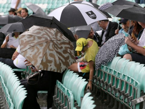 Bank holiday set for washout as Reading and Leeds Festival revellers braced for rain and floods