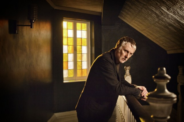 David Threfall as Len Harper in the dark and lonely What Remains (Picture: BBC)