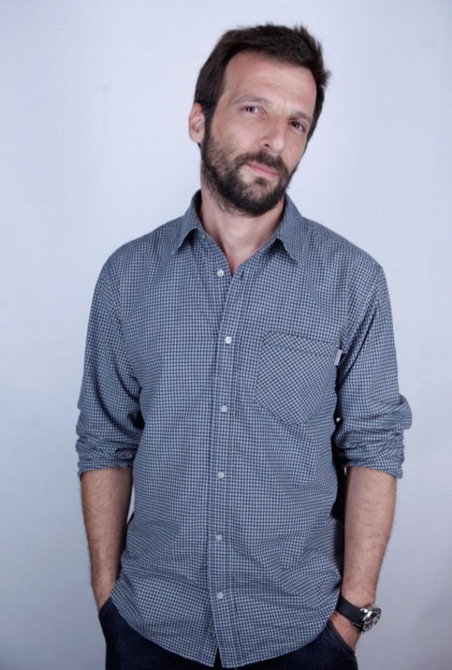 French director/actor Mathieu Kassovitz (Picture: Jeff Vespa/WireImage)