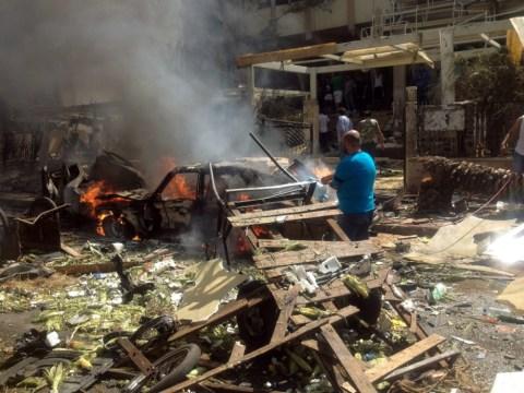Two bomb blasts in Lebanon kill dozens and injure hundreds