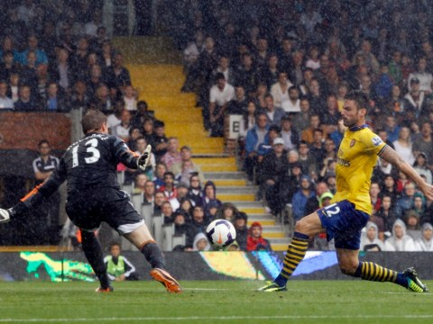 Gallery: Arsenal beat Fulham at Craven Cottage – 24th August 2013