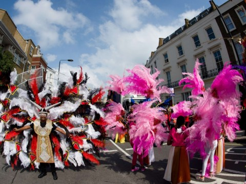 Thousands enjoy Notting Hill Carnival in bright sunshine