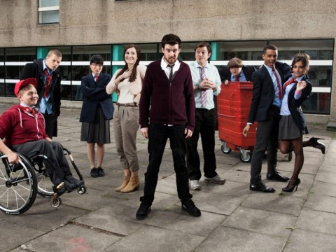 Jack Whitehall's Bad Education is like a brainy kid with ADHD