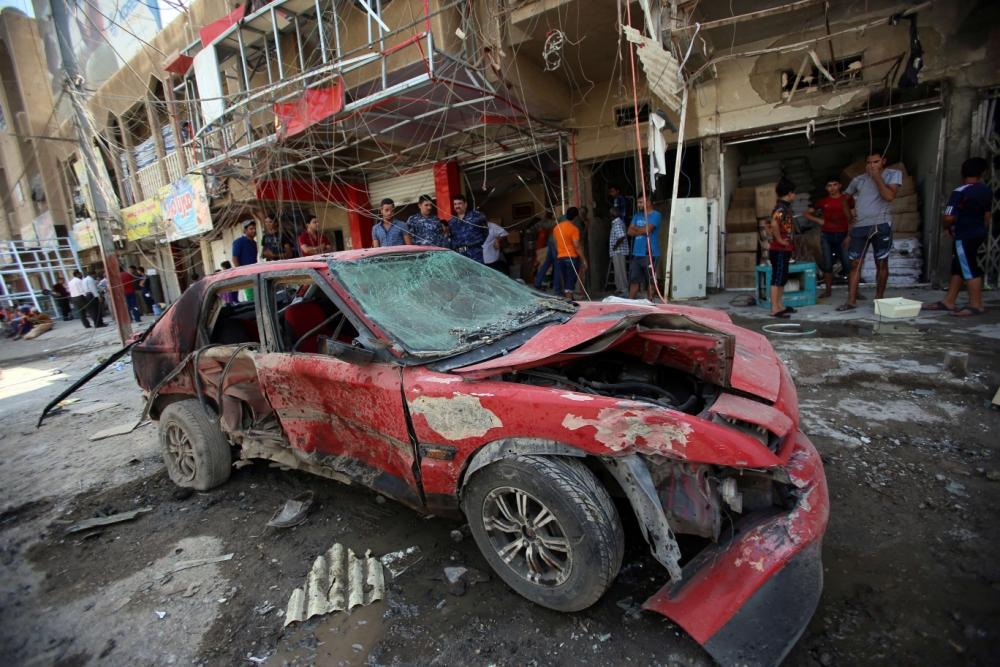 Children shot dead in their beds in Iraq as terror attacks kill 71