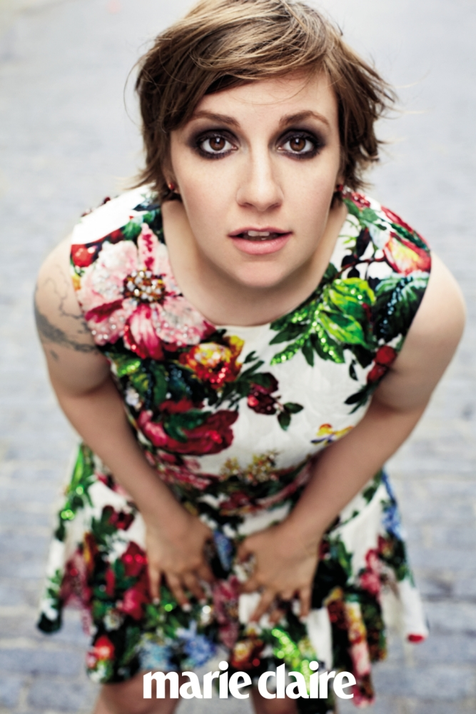 Girls star Lena Dunham opens up about mental health issues and 'humiliating' doggy-style scenes