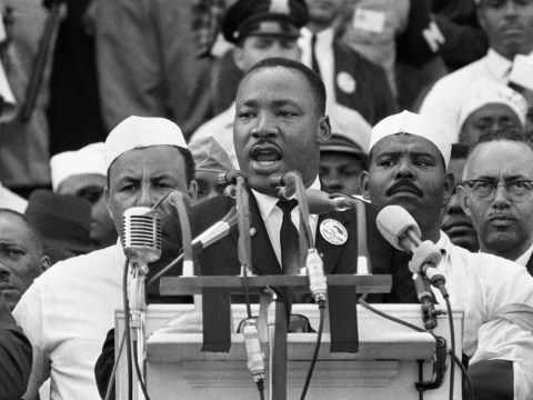 Martin Luther King's 'I have a dream' speech in full as US marks 50th anniversary