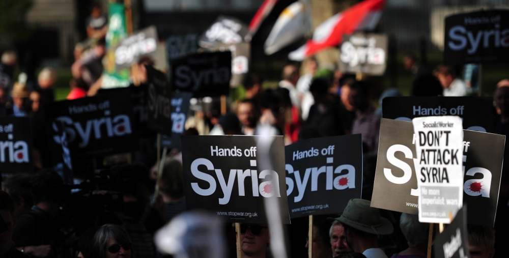 MPs to vote on Syria as Britain tries to seek UN support for military action