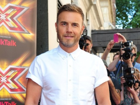 X Factor judge Gary Barlow glad to see the back of Tulisa Contostavlos: 'Sharon Osbourne's breath is much better'