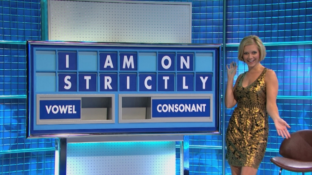 Countdown star Rachel Riley joins Vanessa Feltz and Tony Jacklin on Strictly Come Dancing 2013