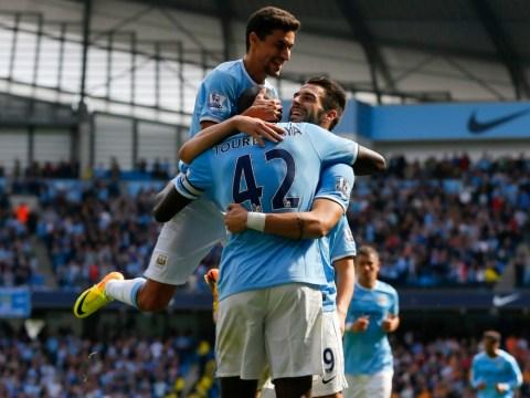 Gallery: Manchester City v Hull City