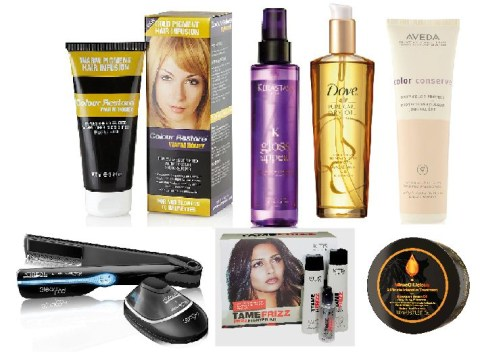 Aveda, Dove and Mark Hill, your way to lush locks this summer