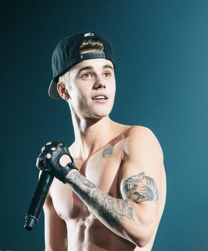 Justin Bieber's downfall egged on by Vanilla Ice (Picture: PA)