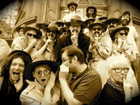 Amnesty uses comedy to fight oppression at Edinburgh Fringe Festival