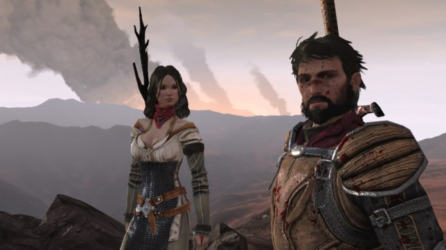 Dragon Age II - it's just a video game