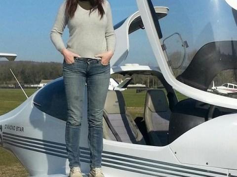 Carol Vorderman to attempt solo flight record