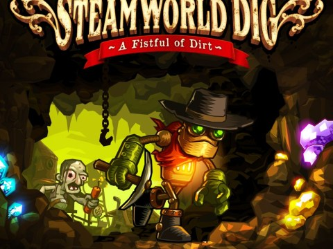 SteamWorld Dig PS4 review – buried treasure