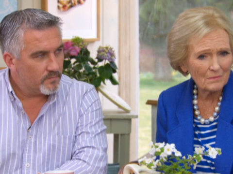 Great British Bake Off judges 'addicted to Breaking Bad'