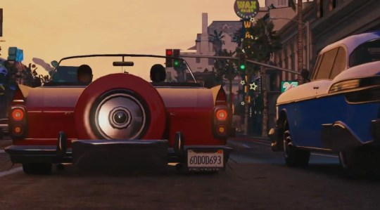 Grand Theft Auto Online revealed in new GTA V trailer