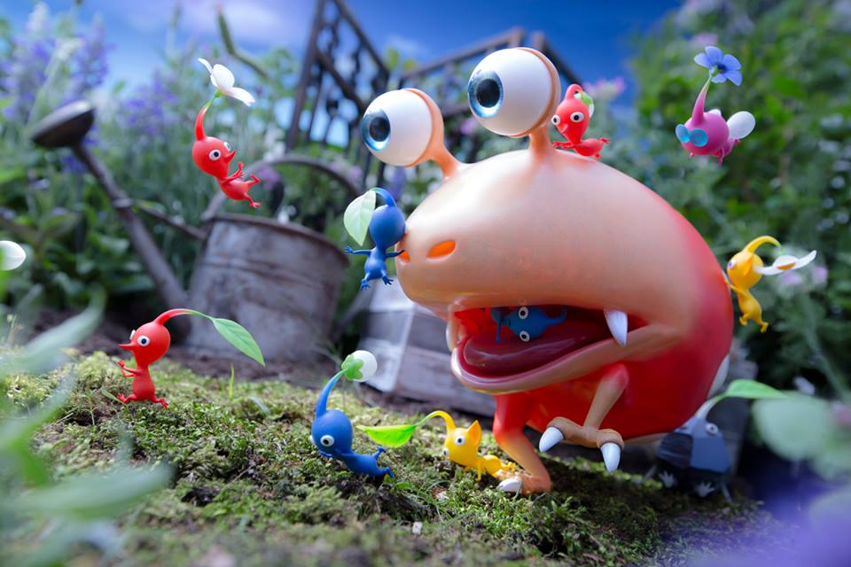 Pikmin 3 - what secrets does the sequel have in store?