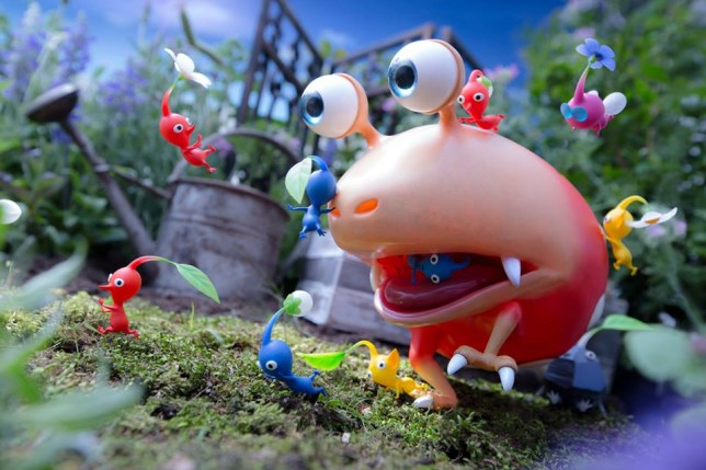 Pikmin 3 - almost a hit