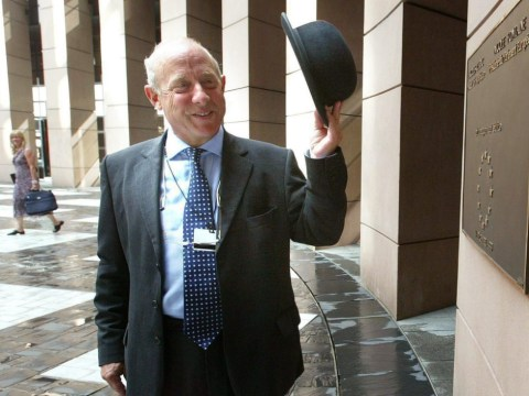 'Bongo bongo land' slur MEP Godfrey Bloom storms off TV
