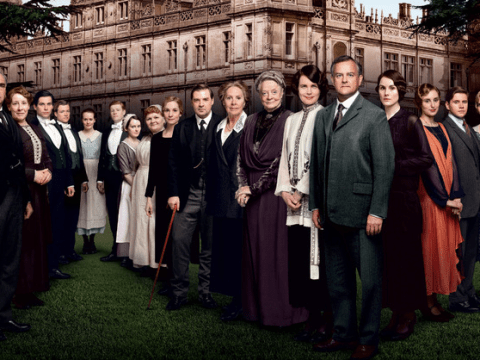 Downton Abbey is pantomime dressed up as period drama