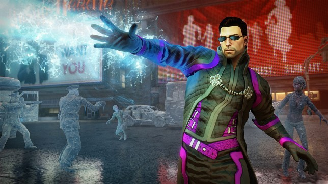 Saints Row IV (360) – Neo had nothing on this