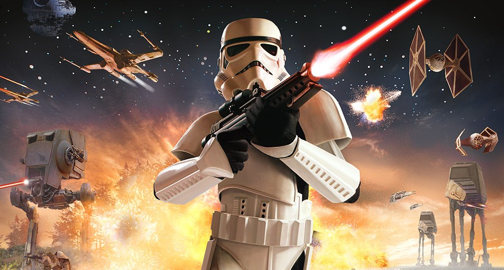 Will it be third time lucky for Star Wars: Battlefront?