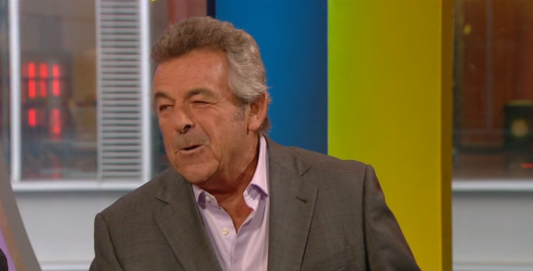 Tony Jacklin has been confirmed for this year's Strictly Come Dancing (Picture: BBC One)