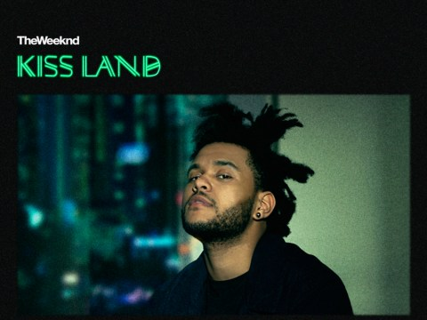 The Weeknd streams new album Kiss Land in full