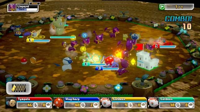 Pokémon Rumble U (Wii U) – a new low